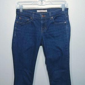 J Brand Pencil Leg Jeans Color Pure size 26